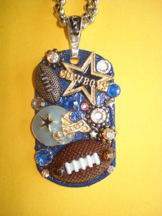 Dallas Cowboy keychain!