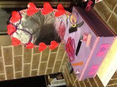 Valentine Box Vanity!