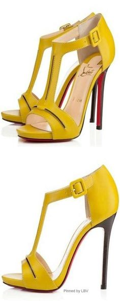 Let the sun shine in with Christian Louboutin |