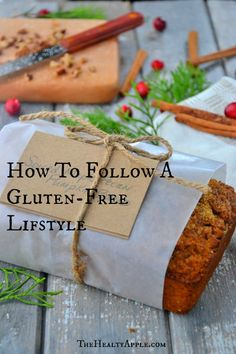 Gluten-Free How To via TheHealthyApple.com