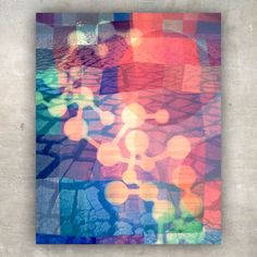 Up & Atom Canvas