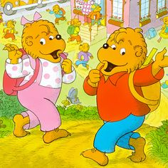 Take a look at the The Berenstain Bears Collection event on zulily today!