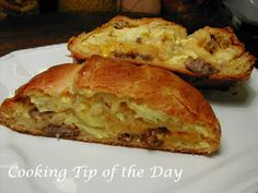 Cooking Tip of the Day: Sausage Egg and Cheese Breakfast Ring
