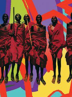 #Africa #Kenya #Masai