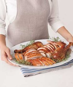 How to Carve a Turkey - Real Simple