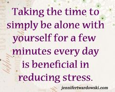 Easy ways to de stress fast stress selfcare destress meditate