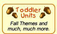 preschool activities, craft art, idea, learn, fall educ, teach, fall theme, preschools, kid