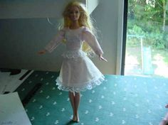 How to Sew the Barbie Dress