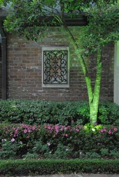 Residential landscape lighting is more than a service offering.  It's a living experience you'll enjoy for countless years to come.  #houstonlandscapelighting