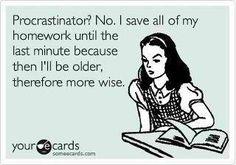 procrastin, laugh, colleg life, college life, funni, exact, perfect explan, college study area, quot