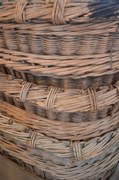 French baskets...