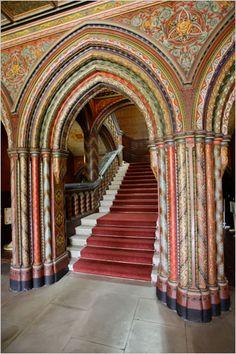 beautiful color and design portals