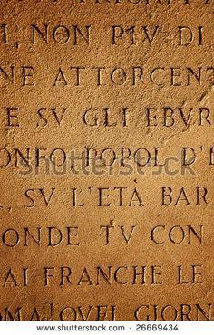 Calligraphy Roman Trajan On Pinterest Romans