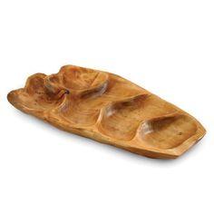 Root Wood Appetizer Platter $42 #handmade #fir #sustainable