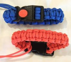 How to use your paracord bracelet to survive.