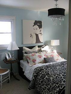audrey hepburn bedroom ideas | Audrey+Hepburn+Room+Audrey.JPG