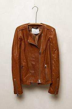 Sylvana Leather Moto Jacket #anthropologie