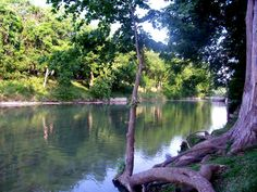 Blanco River, Wimberley, Tx  We rented cabins here every summer!