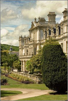 Dyffryn House and Gardens, Wales