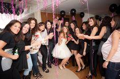 Lingerie-inspired bachelorette party