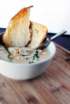 Olive Garden Chicken Gnocchi Soup!! I will never need to go there again!!!! LOL