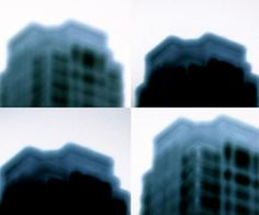 F.X. Combes : 'Building Series' (Screen Capture Photographs)