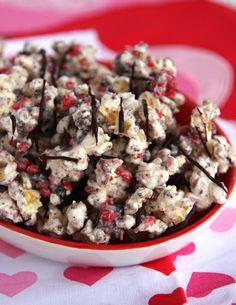 Cinnamon Cookie Crunch Popcorn