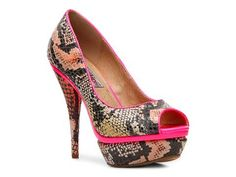 Two Lips Nome Pump - DSW