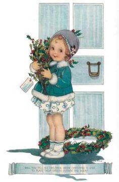 Vintage Christmas...Sweet