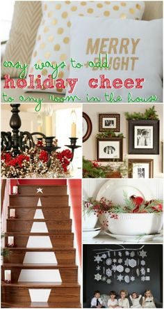 Holiday Decorating I