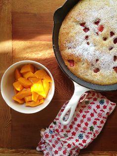 Oven-Baked Strawberry Pancake | Cake Duchess