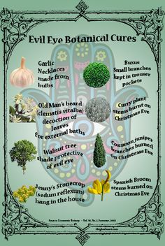 Evil Eye Botanical Cures