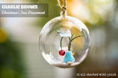 Charlie Brown tree o