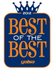 YALSA: 2012 Best Fiction for Young Adults