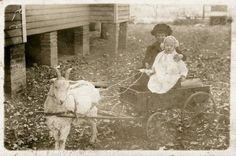 Elisabeth and Dorothea: 1914