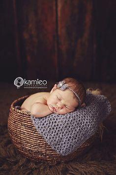 Beatrice Tieback Newborn Girl Photography Prop by justbehappy, 10.00