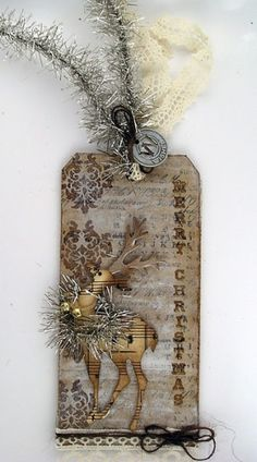 ~ Xmas Cards n Tags ~ by mable
