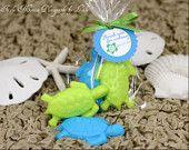 TURTLE SOAP FAVORS (20 Soaps) - Turtle Themed Birthday Party, Luau Favor, Baby Soap Favor, Bridal Shower Favor, Beach Soap