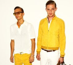 Trend: The Bomber Jacket – SS2013 MEN