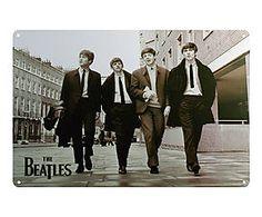 Chapa Retro Beatles - 20x30 VI