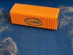 Rubber Pet Hair Remover by CarPET
