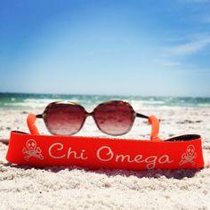 Chi Omega summertime