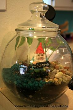 in His Grace: Avas Gnome Party