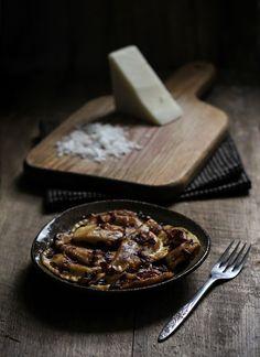 Butternut Squash Ravioli with Caramelized Onions