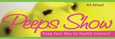 Peeps Show: Peepin Your Way to Health | Health Services