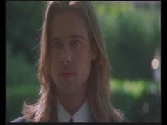 """Brad Pitt, In Legends of the fall.    this clip rated """"R"""""""