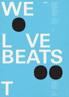 we love beats 2: by Mihail Mihaylov