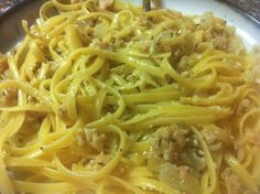Linguini With Clams - Mom's Recipe