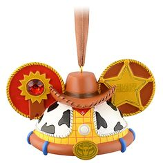 This is also for the Christmas - BAH! I NEED this ASAP! Limited Edition Ear Hat Woody Ornament