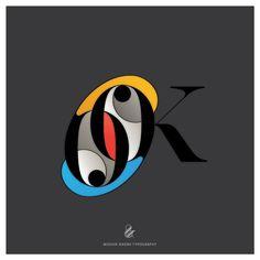 Thank you 69k! Much Love! by Moshik Nadav Typography. https://www.facebook.com/MoshikNadavTypeDesign
